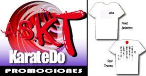 camiseta modelo jka